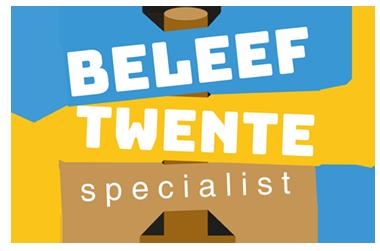 Beleef Twente Specialist Logo
